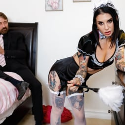 Joanna Angel in 'Burning Angel' French Anal MILF Maids (Thumbnail 12)