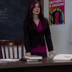 Joanna Angel in 'Burning Angel' Hot For Teacher Solo (Thumbnail 1)