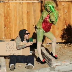 Joanna Angel in 'Burning Angel' How The Grinch Gaped Christmas - Chapter 4 (Thumbnail 2)