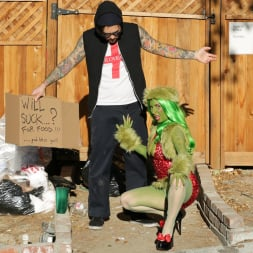 Joanna Angel in 'Burning Angel' How The Grinch Gaped Christmas - Chapter 4 (Thumbnail 3)