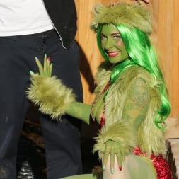Joanna Angel in 'Burning Angel' How The Grinch Gaped Christmas - Chapter 4 (Thumbnail 4)