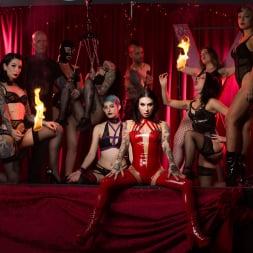 Joanna Angel in 'Burning Angel' Gangbang - As Above So Below Part 1 (Thumbnail 52)