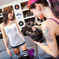 Joanna Angel in 'Burning Angel' Juliette's First Time (Thumbnail 1)