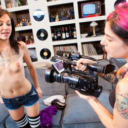 Joanna Angel in 'Burning Angel' Juliette's First Time (Thumbnail 2)