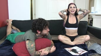 Joanna Angel in 'Live Webcam Archives - Episode 3'