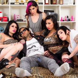 Joanna Angel in 'Burning Angel' Making The Band XXX - Part 4 (Thumbnail 1)