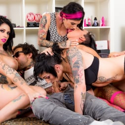 Joanna Angel in 'Burning Angel' Making The Band XXX - Part 4 (Thumbnail 4)