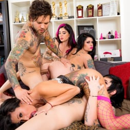 Joanna Angel in 'Burning Angel' Making The Band XXX - Part 4 (Thumbnail 6)