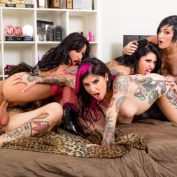 Joanna Angel in 'Burning Angel' Making The Band XXX - Part 4 (Thumbnail 9)