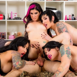 Joanna Angel in 'Burning Angel' Making The Band XXX - Part 4 (Thumbnail 10)