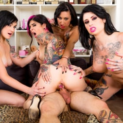 Joanna Angel in 'Burning Angel' Making The Band XXX - Part 4 (Thumbnail 13)