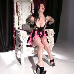 Joanna Angel in 'Burning Angel' Pink and Black Latexxx (Thumbnail 3)