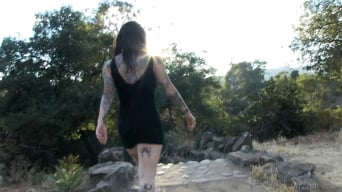 Joanna Angel in 'Scenic Hike!'