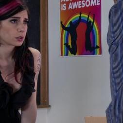 Joanna Angel in 'Burning Angel' Sexy Educator ! (Thumbnail 2)