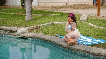 Joanna Angel in 'Sharkbait!'
