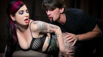Joanna Angel in 'Stocking Tease!'
