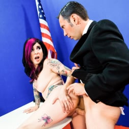 Joanna Angel in 'Burning Angel' Undecided Voter (Thumbnail 4)