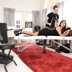 Karlee Grey in 'Burning Angel' Metal Massage Part 1 (Thumbnail 6)