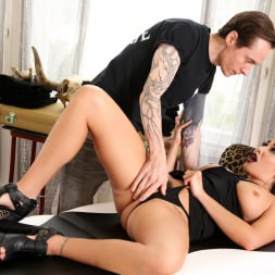 Karlee Grey in 'Burning Angel' Metal Massage Part 1 (Thumbnail 15)