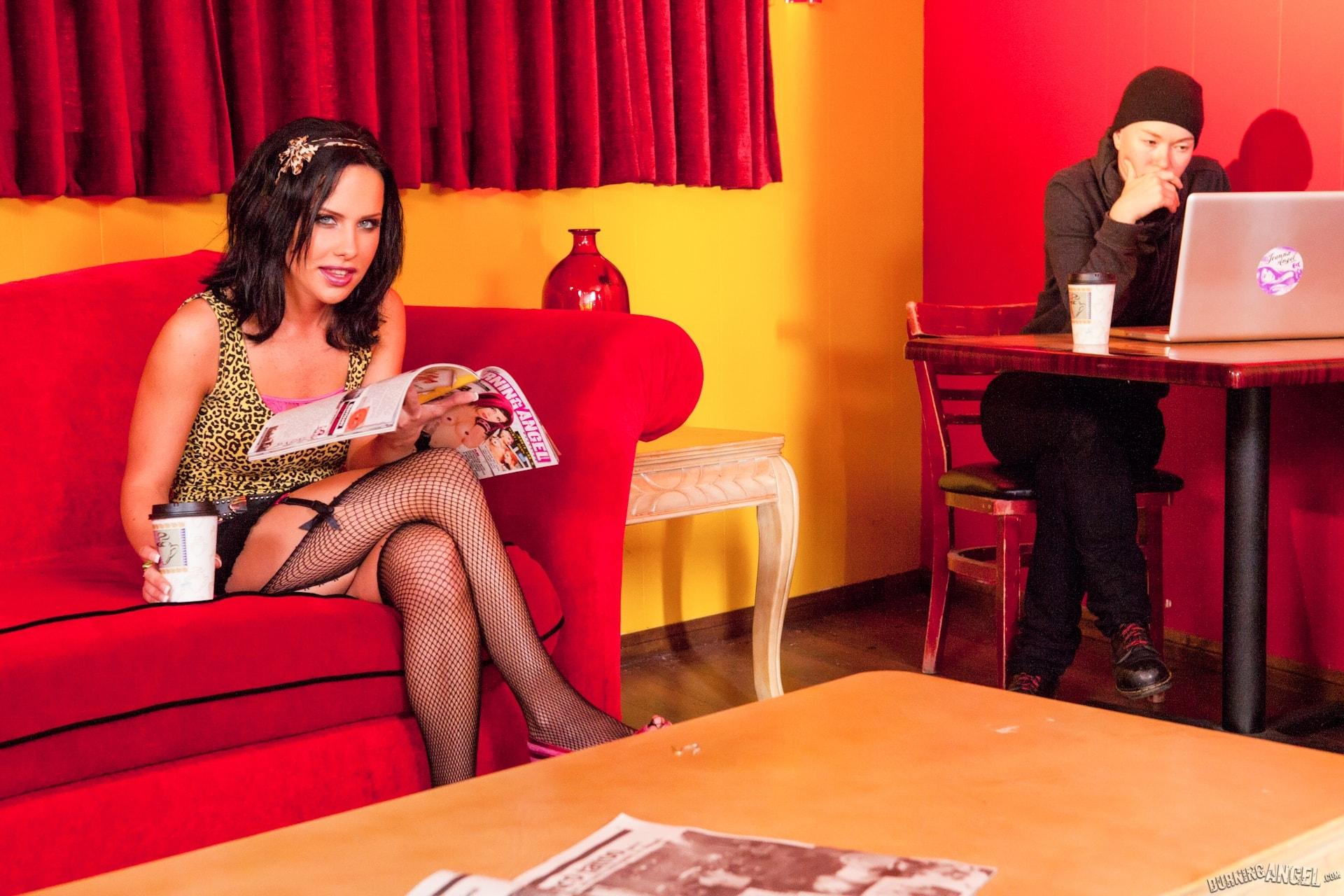 Burning Angel 'POV' starring Katie St. Ives (Photo 1)