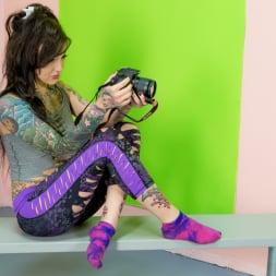 Kelsi Lynn in 'Burning Angel' Lockerroom Hookup (Thumbnail 1)