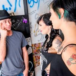 Kleio Valentien in 'Burning Angel' Bar Bathroom Romp (Thumbnail 2)