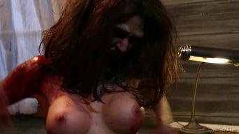 Kleio Valentien in 'Demonic Lesbos!'