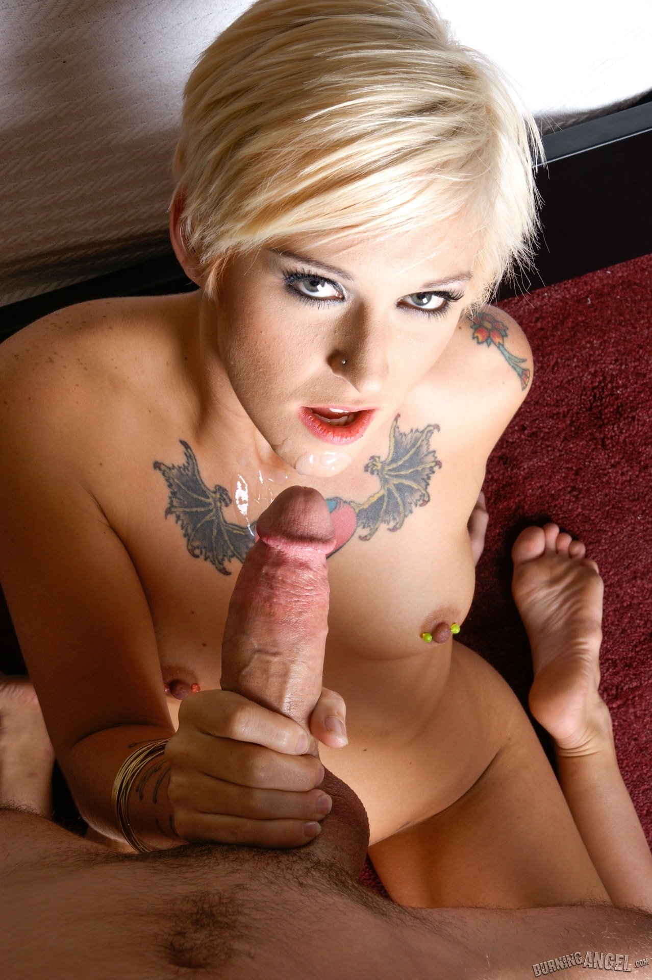 Burning Angel 'Kleio POV' starring Kleio Valentien (Photo 14)