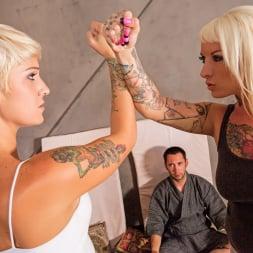 Kleio Valentien in 'Burning Angel' Kung Fu Fucking! (Thumbnail 2)