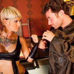 Kleio Valentien in 'Burning Angel' Kung Fu Orgy (Thumbnail 10)