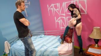 Krysta Kaos in 'Rock And Roll In Krysta's Butthole'