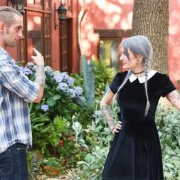 Lady Luna in 'Burning Angel' Very Adult Wednesday Addams - Lady Luna (Thumbnail 4)