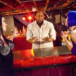 Larkin Love in 'Burning Angel' Bar Babes! (Thumbnail 12)