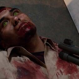 Larkin Love in 'Burning Angel' Walking Dead Orgy! (Thumbnail 10)