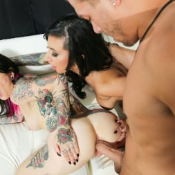 Joanna Angel in 'Burning Angel' Between Scenes Hang Out Sex 2 (Thumbnail 15)