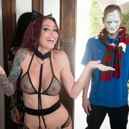Lily Lane in 'Burning Angel' Cum On My Tattoo - Monique Alexander and Lily Lane (Thumbnail 2)