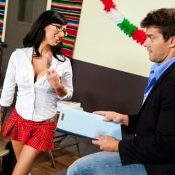 Lily Lane in 'Burning Angel' Espanol Is The Language of Love (Thumbnail 3)