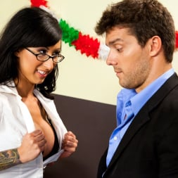 Lily Lane in 'Burning Angel' Espanol Is The Language of Love (Thumbnail 4)