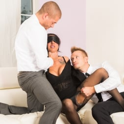 Lily Lane in 'Burning Angel' Double Penetration (Thumbnail 3)