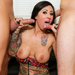 Lily Lane in 'Burning Angel' Making The Band XXX - Part 1 (Thumbnail 4)