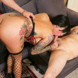 Lily Lane in 'Burning Angel' Making The Band XXX - Part 1 (Thumbnail 7)