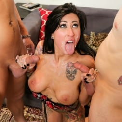 Lily Lane in 'Burning Angel' Making The Band XXX - Part 1 (Thumbnail 14)