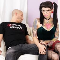 Necro Nicki in 'Burning Angel' Schoolgirl Creampie (Thumbnail 1)