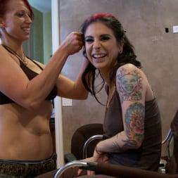 Nicki Hunter in 'Burning Angel' Makeup Makeout (Thumbnail 4)