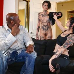 Nikki Hearts in 'Burning Angel' Cheating With Black Cock - Nikki Hearts (Thumbnail 4)