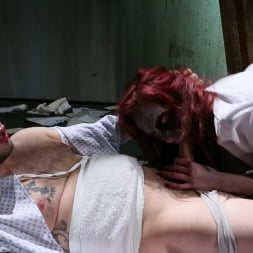 Phoenix Askani in 'Burning Angel' Walking Dead BJ (Thumbnail 22)