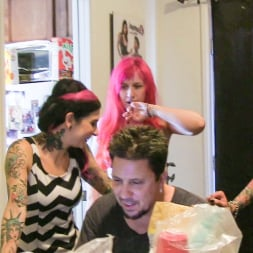 Proxy Paige in 'Burning Angel' BTS Episode 68 (Thumbnail 2)