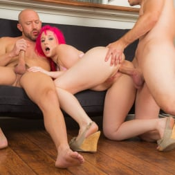 Proxy Paige in 'Burning Angel' Double Anal Surprise For Proxy (Thumbnail 4)