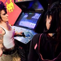 Rizzo Ford in 'Burning Angel' Arcade Bangin! (Thumbnail 1)