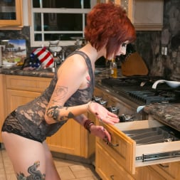Rizzo Ford in 'Burning Angel' Kitchen Party Orgy! (Thumbnail 3)